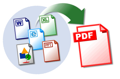 convert any file to pdf using c