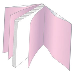 冊子を補強する「見返し加工」とファイリングに便利な「穴あけ加工」 ~オプション加工について知ろう(4)~