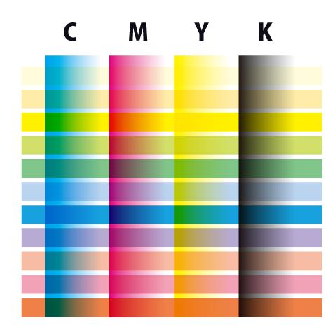 色について