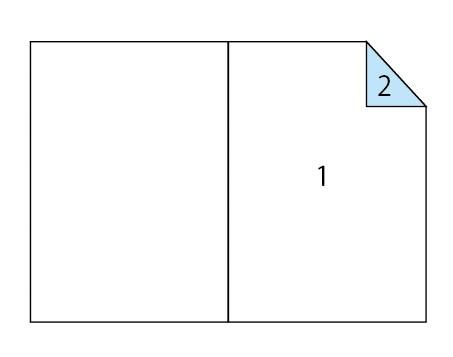 ページ数=紙の枚数…ではない!正しいページ数の数え方 本・冊子の印刷注文よくあるカン違い