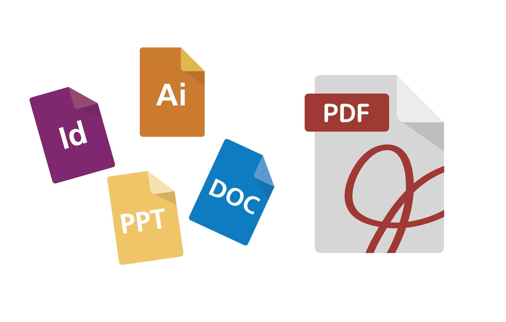 PDFで入稿データを作成する3つの基本(解像度、トンボ、塗り足し)