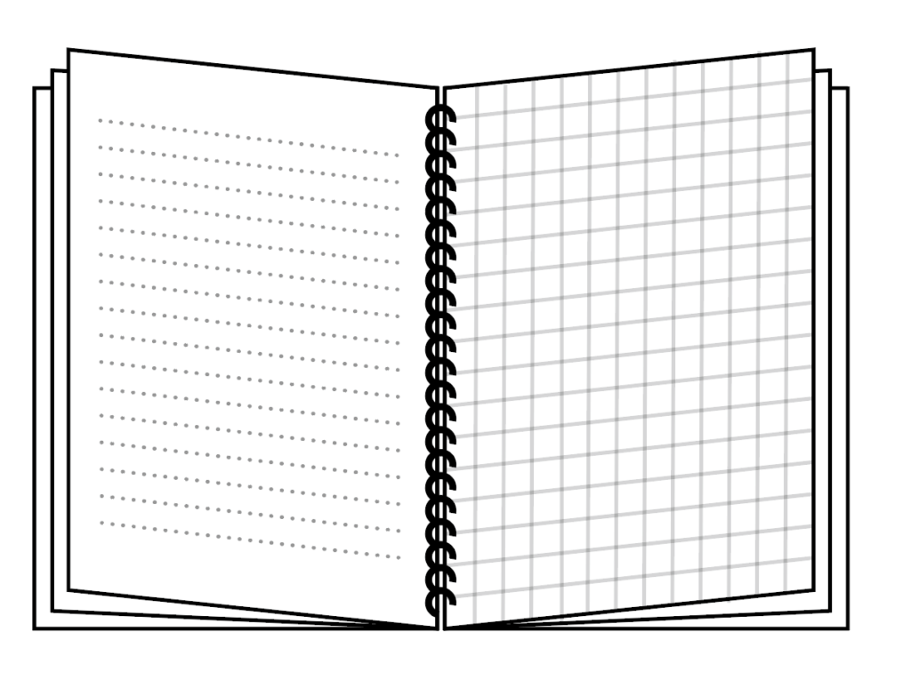 リング製本 - メモ帳の作り方