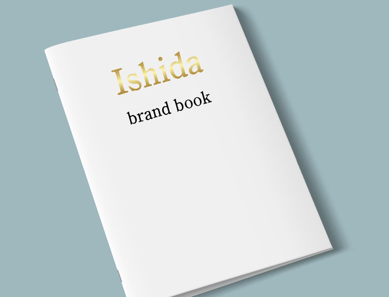 箔押しを使って豪華な中綴じ冊子を作る